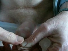 Foreskin stuffed vidz with marbles  super part 1