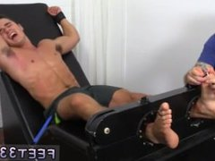 Feet fetish vidz boy gay  super sex video and dads feet gay Matthew Tickled To