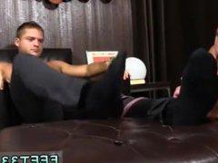 Free gay vidz bondage porn  super mp4 snapchat Tyrell's Sexy Feet Worshiped