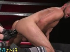 Teenage boys vidz fisting free  super clips gay Aiden Woods is on his back and