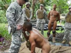 Hairy army vidz gay man  super fuck twink movies and buff military men nude Jungle