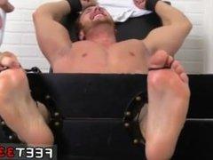Gay sex vidz underwear off  super boy snapchat Wrestler Frey Finally Tickled