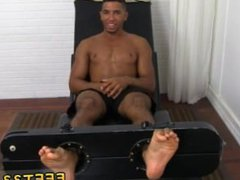 Young african vidz guys feet  super gay Mikey Tickle d In The Tickle Chair