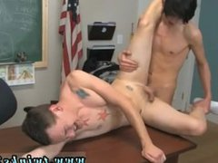 Boy twinks vidz gay sex  super Today Aidan is a top and he's going to give his new