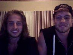 Dustin & vidz Jason