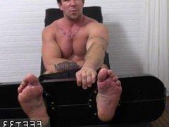 Black gay vidz feet movies  super Trenton Ducati Bound