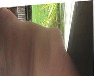 A little vidz Jackoff in  super the Hot Tub at Nudist Club