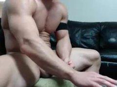Big Muscle vidz Big Cock