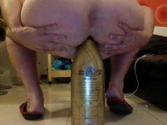 big bottle vidz grosse bouteille  super salope