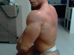 James Muscle vidz Webcam