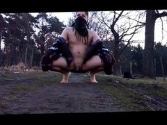 naked in vidz the forest