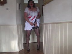 Property Mistress vidz Jezz slut  super nurse Angela