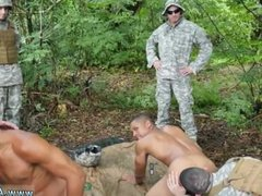 Army xxx vidz gay movie  super Jungle plumb fest
