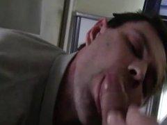 2 Danish, vidz Auto Camper  super Guy Giving Blowjob On Friend (Guy) & 1 Cumshot