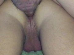 Fucking bottom vidz from San  super Diego after having 6 tops use and fill his hole