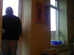Smoking in vidz home-made chaps