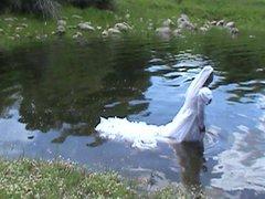 wetting gown vidz b
