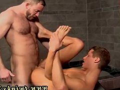 Boy porno vidz gay sex  super Caught in the showers by