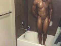 Devin Banks vidz shower 2