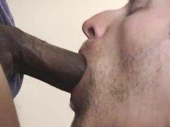 Huge Black vidz Cock, Tight  super White Ass