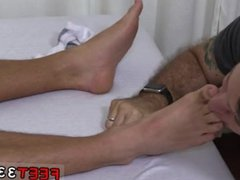 Guy licks vidz other guys  super feet gay sex Tommy