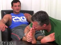 Boys feet vidz gallery gay  super Marine Ned Dominates