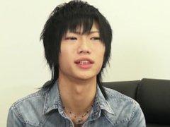 18 yo vidz Japanese boy  super with big cock