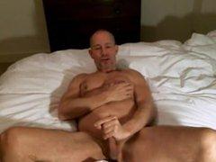 Bald Muscle vidz Hunk Jerks  super Off