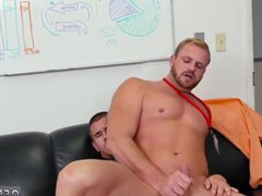 Straight guys vidz pissing with  super huge cock and