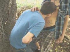 Two Twinks vidz Having Fun  super At The Park