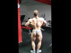 Gym Posing vidz 2016