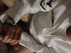 Twink Sailor vidz sucks daddy