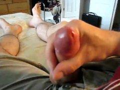 British Guy vidz Shooting His  super Load