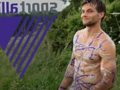 Warwick Rowers vidz naked in  super 2017 against homophobia