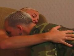 Young Soldiers vidz Making Love