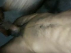 Brazilian slut vidz fucked raw  super in dirty bathroom and made to eat cum