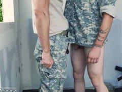 Muscle gay vidz man army  super xxx Good Anal Training