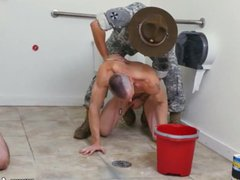Military gay vidz orgy stories  super Good Anal Training
