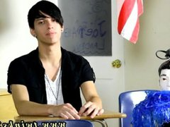 Amateur men vidz strip movies  super gay first time