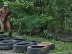 Military clips vidz gay Jungle  super plow fest