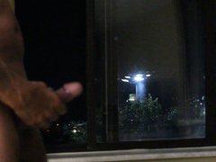 hotel window vidz wank