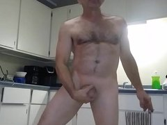Mike Muters vidz dildo fucks  super from above