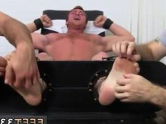 Boys and vidz their feet  super gay first time Connor