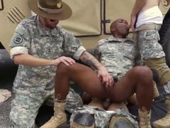 Military men vidz naked sex  super and ebony gay army