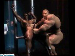 3d anime vidz muscular gays  super foursome handjob