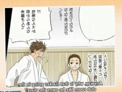 Japanese comic vidz gay kissing