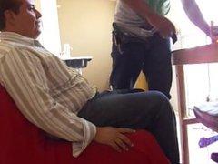 Chubby guy vidz fucked Hard
