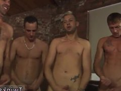 movies of vidz shaved male  super pubic hair first time James Takes His Cum Shower!
