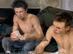 Indian twink vidz gay boys  super first time The Poker Game