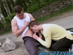 Big balls vidz old men  super free gay porns Outdoor Anal Sex On The Bike Trails